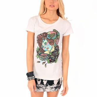 tričko dámské IRON FIST - Tropic Love - Nude