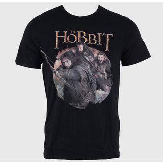 tričko pánské Hobit - Warriors - Black
