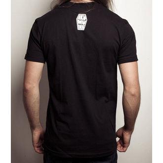 tričko pánské Akumu Ink - Black Tee, Akumu Ink