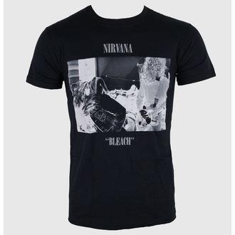 tričko pánské Nirvana - Bleach - LIVE NATION, LIVE NATION, Nirvana