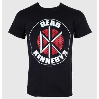 tričko pánské Dead Kennedys - Brick Logo - LIVE NATION, LIVE NATION, Dead Kennedys