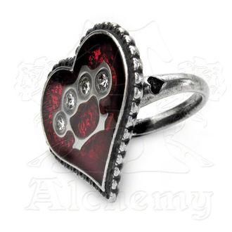 prsten Tough Love - Alchemy Gothic, ALCHEMY GOTHIC