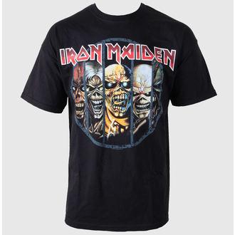 tričko pánské Iron Maiden - Eddie Candle - ROCK OFF - IMTEE02MB