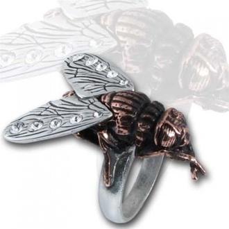 prsten Lord Of The Flies - Alchemy Gothic - R184