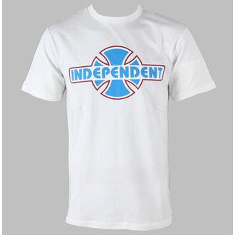 tričko pánské INDEPENDENT - Stock OGBC - White