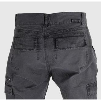 kalhoty pánské BRANDIT - Rocky Star Light Black