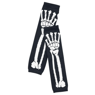 narukávník POIZEN INDUSTRIES - Bone Armwarmer - Black/White, POIZEN INDUSTRIES