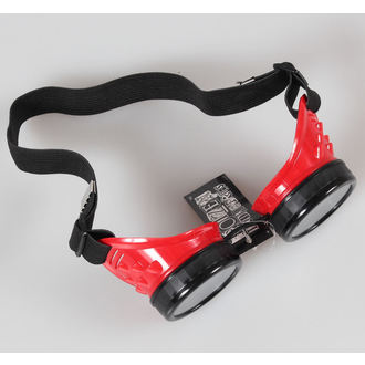 cyber brýle POIZEN INDUSTRIES - Goggle CG1 - Red
