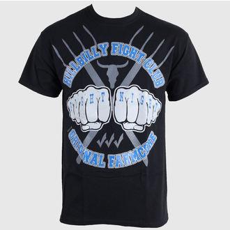 tričko pánské Toxico - Farmcore - Black, TOXICO