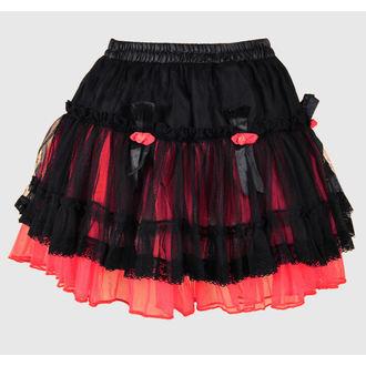 sukně dámská POIZEN INDUSTRIES - K Mini - Black/Red