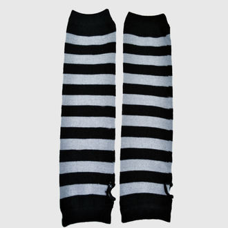 narukávník POIZEN INDUSTRIES - Stripe Armwarmer - Black/Grey - POI198