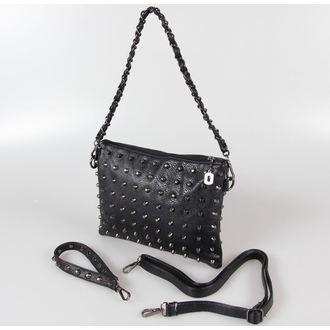 taška (kabelka) CUPCAKE CULT - Susan - Black, CUPCAKE CULT