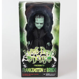 panenka LIVING DEAD DOLLS - Universal - Monster Frankenstein, LIVING DEAD DOLLS