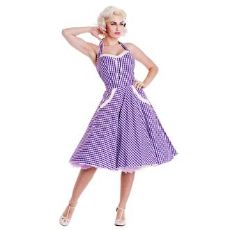 šaty dámské HELL BUNNY - Charlotte - Lavndr