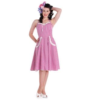 šaty dámské HELL BUNNY - Charlotte - Pink