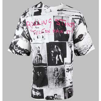 tričko pánské Rolling Stones - Exile Allover - BRAVADO