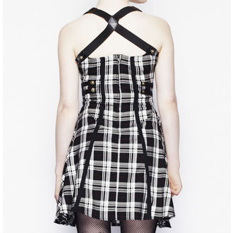 šaty dámské HELL BUNNY - Rock