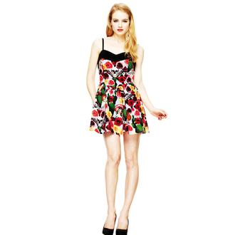 šaty dámské HELL BUNNY - Cancun - 4175