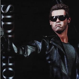 vlajka (banner) Terminator - T-800 - 64x152