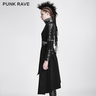 kabát dámský PUNK RAVE - Alien, PUNK RAVE