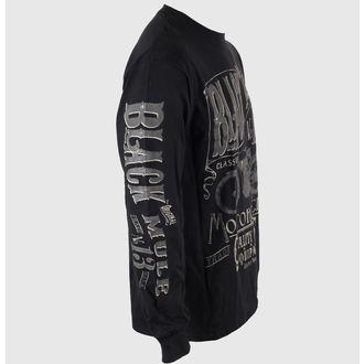 tričko pánské s dlouhým rukávem LUCKY 13  Black Mule, LUCKY 13