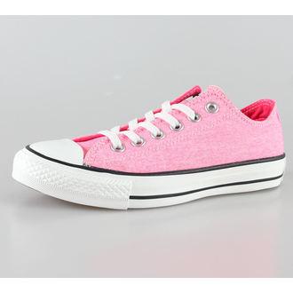 boty dámské CONVERSE - Chuck Taylor All Star OX - NEON - Neon/Pink