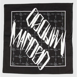 šátek MAFIOSO - Tag - Black, MAFIOSO