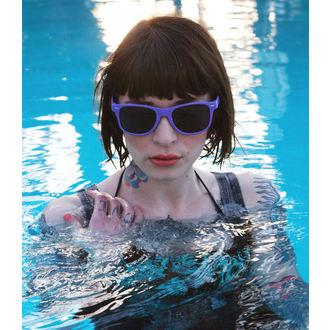 brýle sluneční DISTURBIA - Logoway Farer - Purple, DISTURBIA