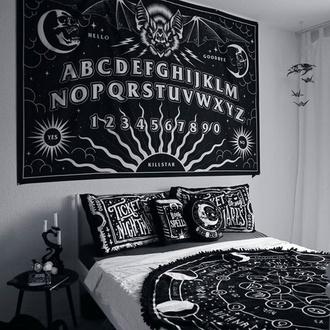vlajka KILLSTAR - Spirit Board Tapestry - KSRA001320