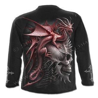 tričko pánské s dlouhým rukávem SPIRAL - Serpent Infection - D041M301