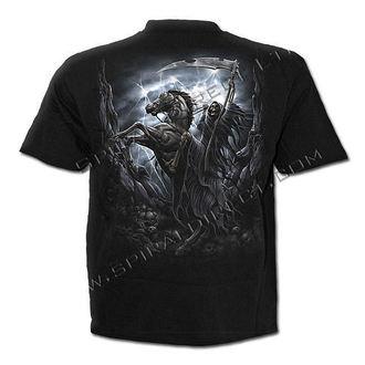 tričko pánské SPIRAL - Death-Rider - K017M101