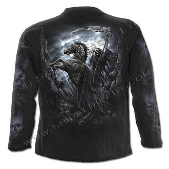 tričko pánské s dlouhým rukávem SPIRAL - Death-Rider - K017M301