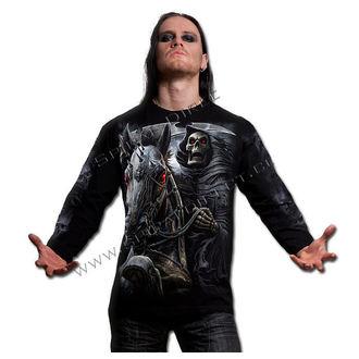 tričko pánské s dlouhým rukávem SPIRAL - Death-Rider