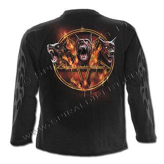 tričko pánské s dlouhým rukávem SPIRAL - Dogs Of War - K022M301