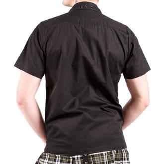 košile pánská DEAD THREADS - Black Studs, DEAD THREADS