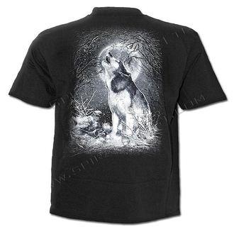 tričko dětské SPIRAL - White Wolf, SPIRAL