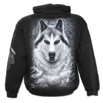 mikina dětská SPIRAL - White Wolf - T053K301