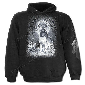 mikina dětská SPIRAL - White Wolf