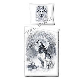 povlečení SPIRAL - White Wolf, SPIRAL