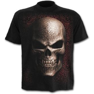 tričko pánské SPIRAL - Goth Skull - T069M101