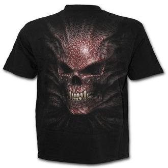 tričko pánské SPIRAL - Goth Skull