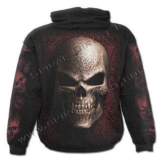 mikina pánská SPIRAL - Goth Skull - T069M451