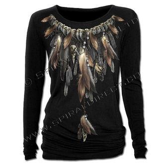 tričko dámské s dlouhým rukávem SPIRAL - Native Spirit - T072F440