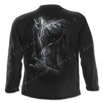 tričko pánské s dlouhým rukávem SPIRAL - Devolution - M010M301