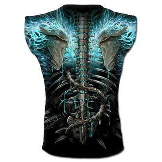 tílko pánské SPIRAL - Flaming Spine