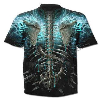 tričko pánské SPIRAL - Flaming Spine, SPIRAL