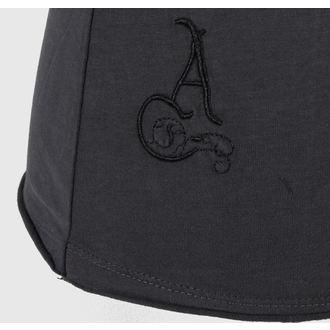 tričko dámské AMPLIFIED - AC/DC - Logo - Charcoal