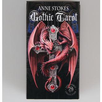 tarotové karty Anne Stokes, ANNE STOKES