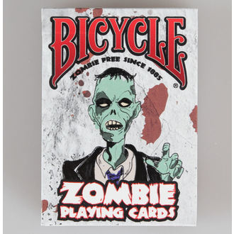 hrací karty Bicycle Zombies, Nemesis now