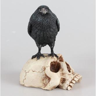 dekorace Raven On Skull, Nemesis now
